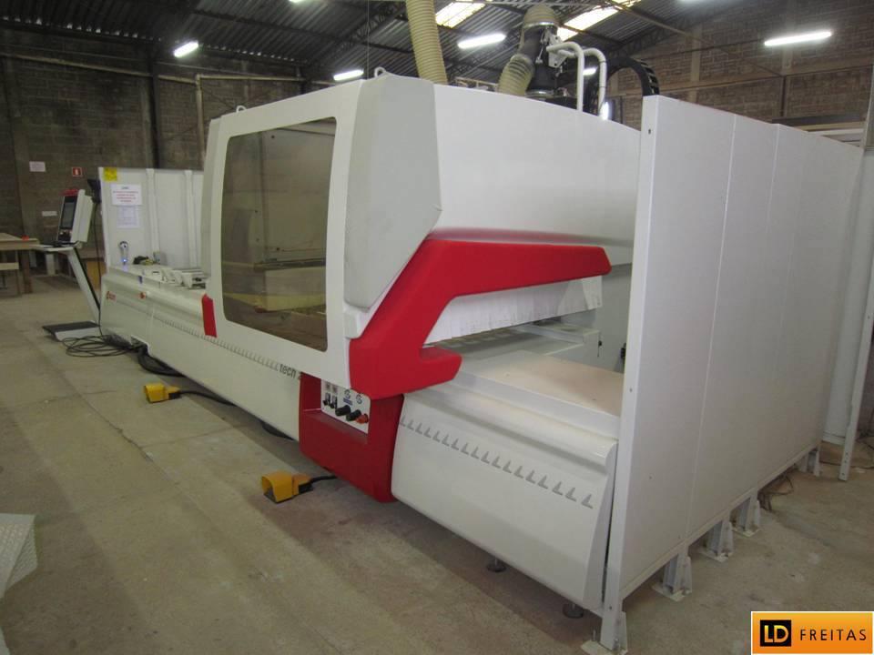Centro de Usinagem e Furação - CNC Italiano SCM Tech Z1 - Automatico8